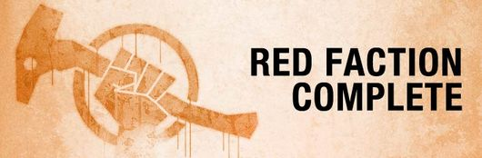 Red Faction complete
