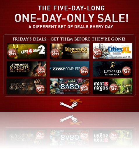 Day Two Holiday Sale
