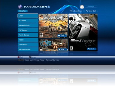 playstation-3-network-store