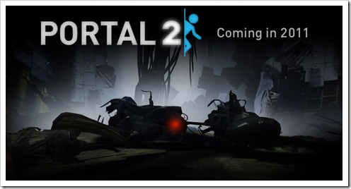 Portal 2 - Out 9 February 2010