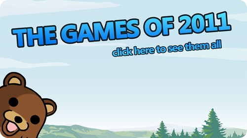 The games of 2011