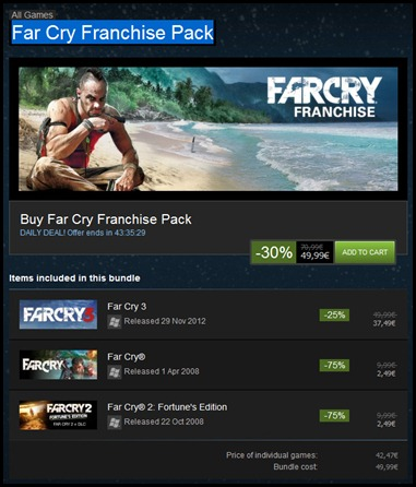 Far Cry 3 Pack