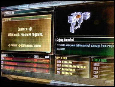 Dead Space 3 micro-transactions