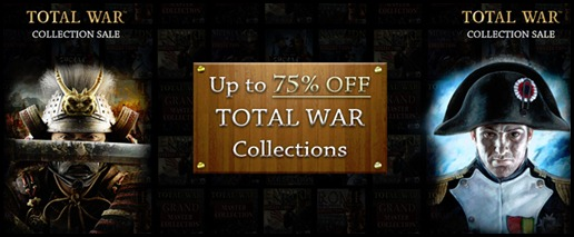 Total War Games on Sale