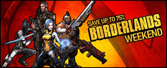 Borderlands Weekend