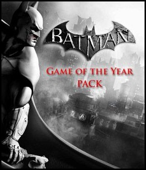 Batman Game of the Year Pack