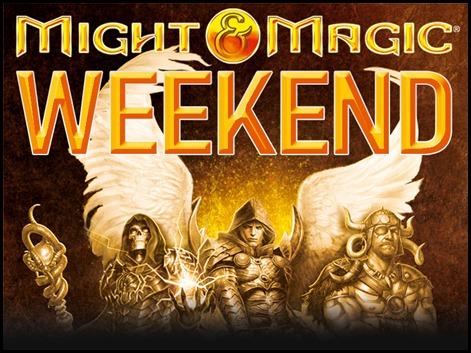 Might And Magic Weekend