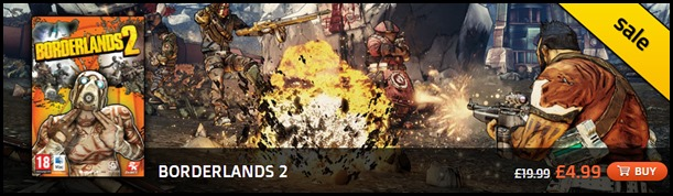 borderlands 2 deal