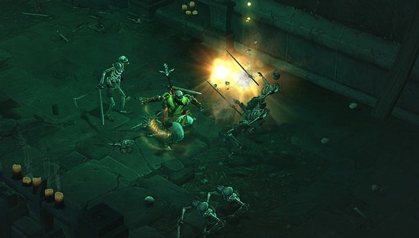 is diablo 3 online game