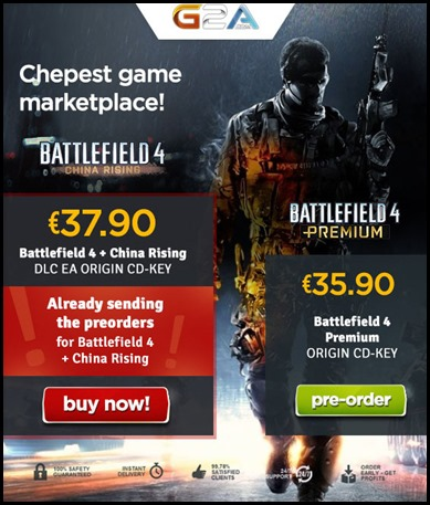 g2a bf4 launch