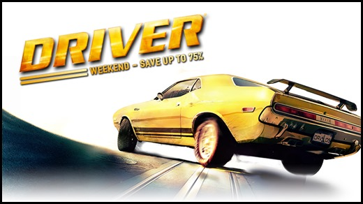 Driver Weekend up to 75% off GamersGate