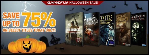 GameFly 75% off