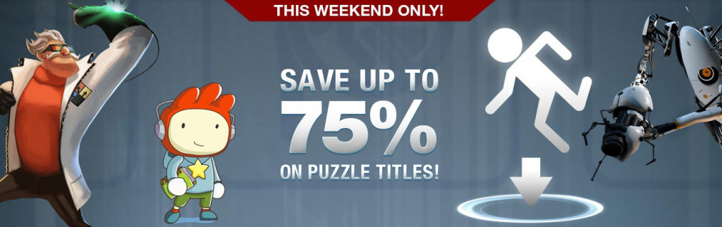 Puzzle Titles up to 75 off