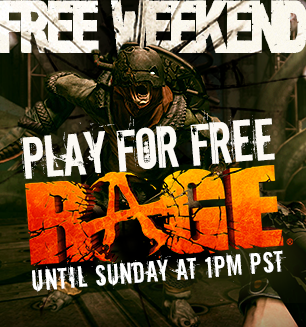 Rage Free Weekend