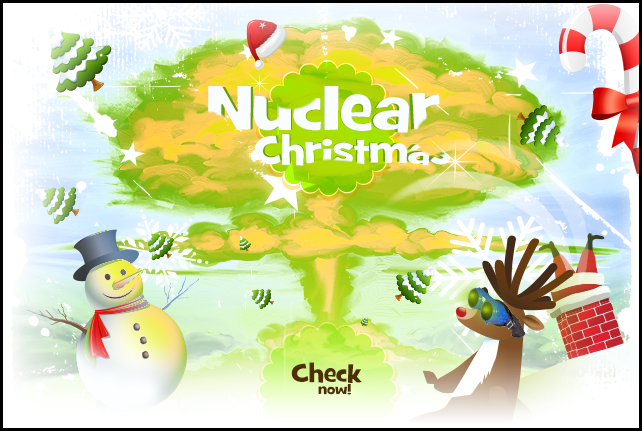 Nuclear Christmas Sale