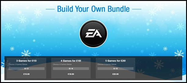 Build your own bundle EA