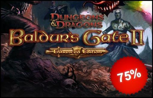 Baldur's Gate 75 Steamworks
