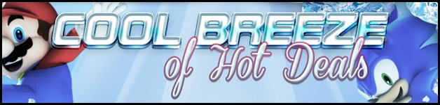 Cool Breeze of Hot Deals!