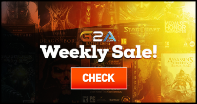 Image result for G2A.COM WeeklySale