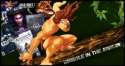 Jungle sale on G2A