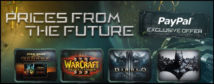 Prices From The Future WEEKLY SALE ON G2A