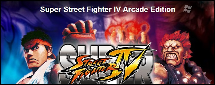 Super Street Fighter IV Arcade Edition GAMEFLY