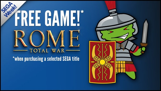 SEGA WEEK GMG FREE GAME STEAM