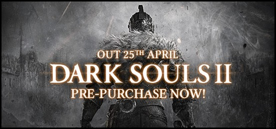 Dark Souls 2 Pre-Purchase on GMG