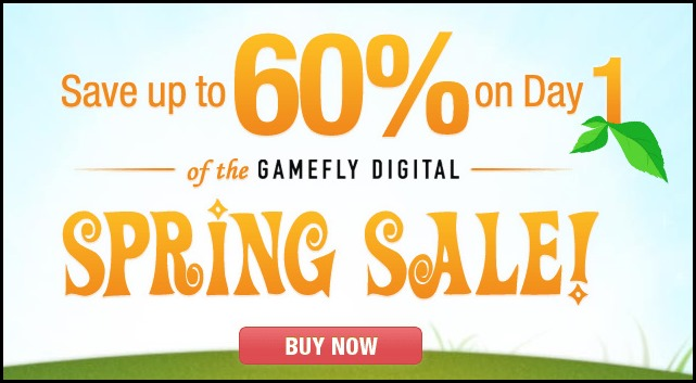 Spring Sale up to 60 off