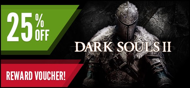 Dark Souls 2 25 off GMG