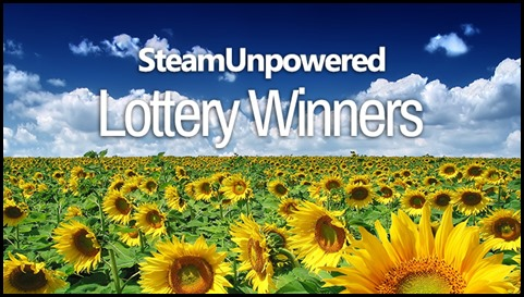 Spring Lottery Winners
