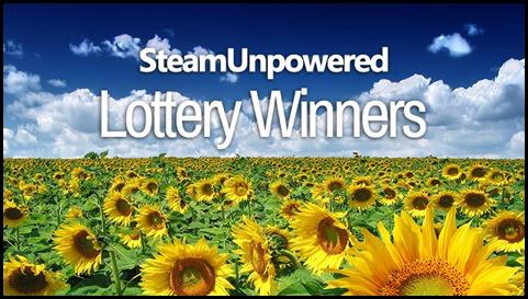 Spring Lottery Winners