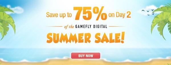 GameFly Summer Sale South Park