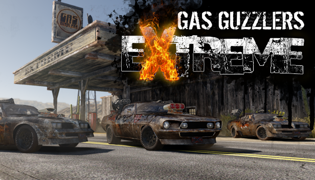 Gas Guzzlers Extreme 5 Dollars on Amazon