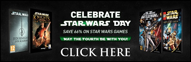 Star Wars Sale on GameFly