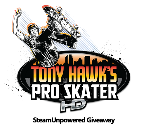 THPS HD GIVEAWAY STEAMUNPOWERED