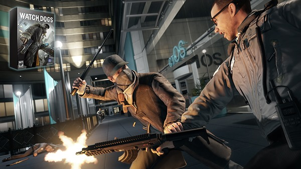 Watch_Dogs on G2A cheap Uplay