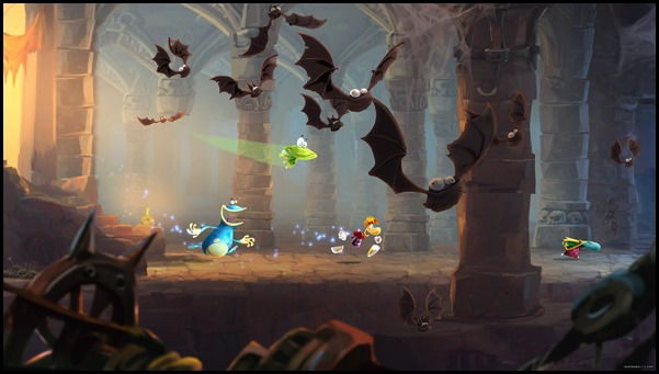 Rayman Legends for 10€ / $13 / £8.50 , UPlay redeemable