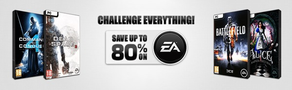 EA Sales on GameFly