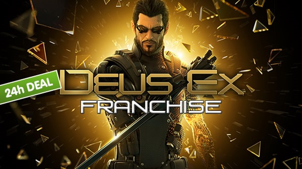 Deus Ex HR Deals