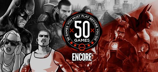 50 Games GMG