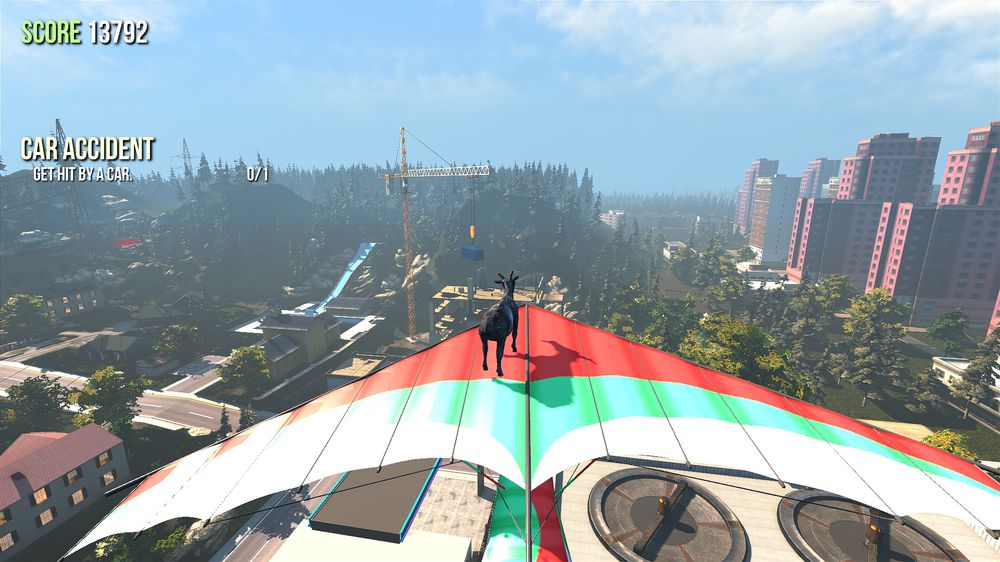 Goat Simulator Steam Redeemable for 5 EUROS