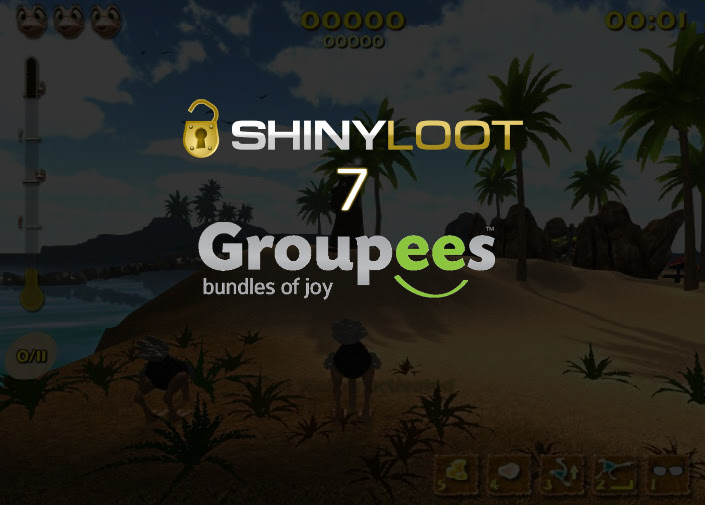 ShinyLoot and Groupees