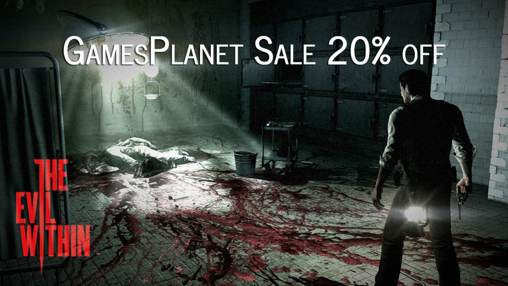 The Evil Within GamesPlanet sale