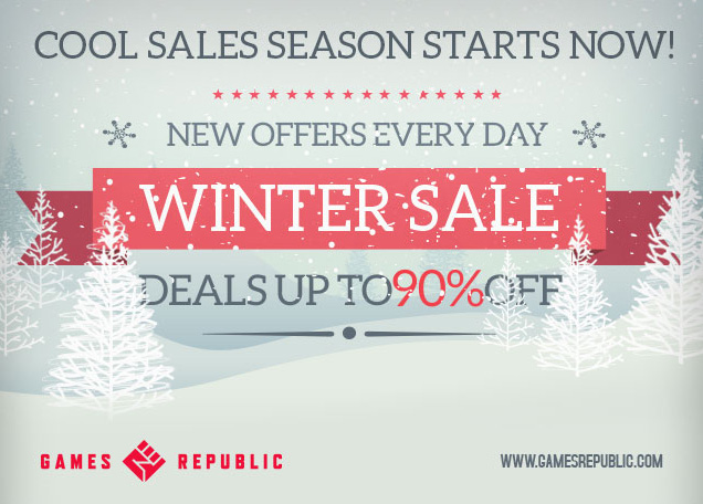 Games Republic Winter Sale 2014