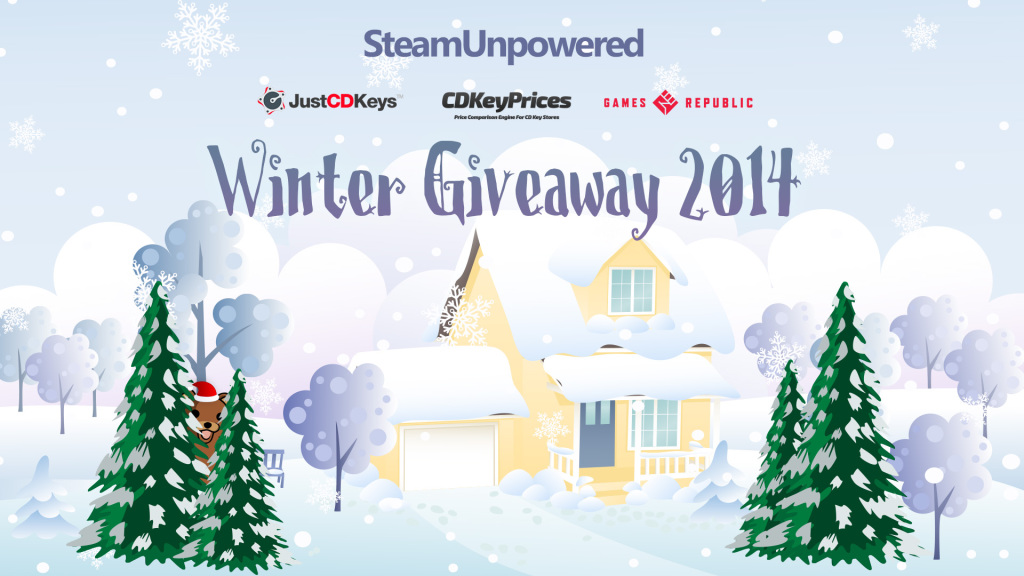 Winter Giveaway 2014 Announcement