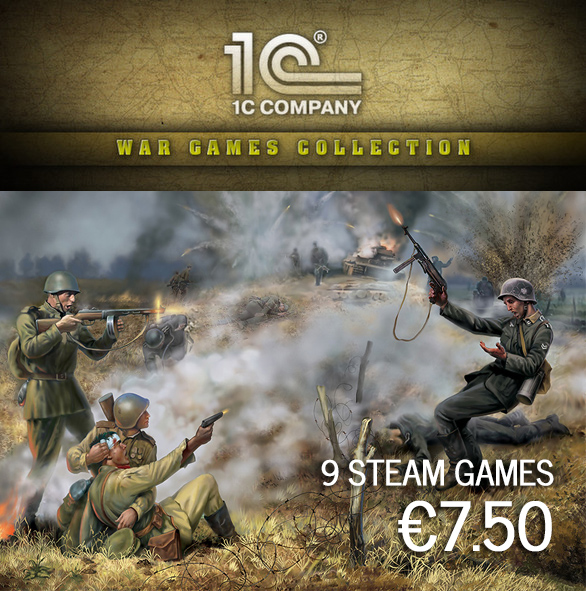9 Steam Games One Price