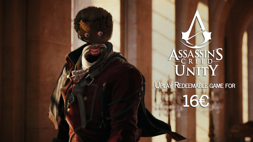 Assassin's Creed Unity 16 EUR