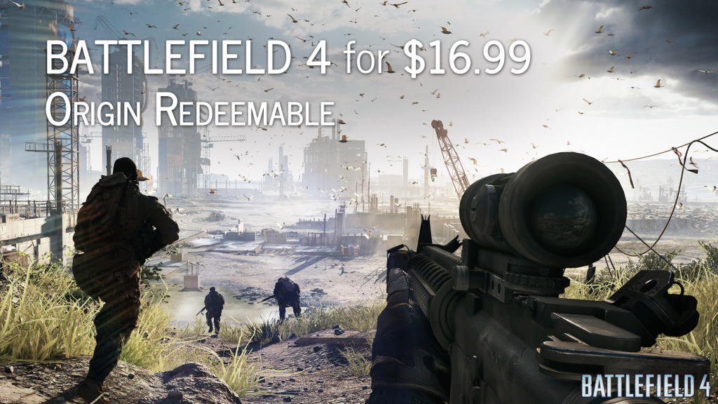 BF4 Deal