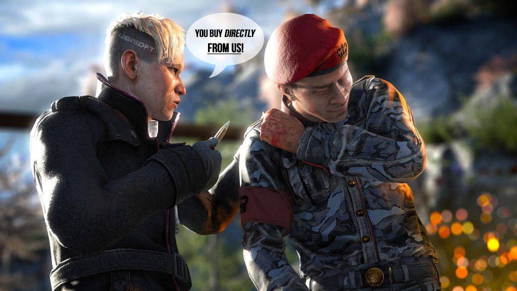 Far Cry 4 Ubisoft vs Gamers